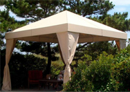 Custom Pyramid Awning, South Jersey